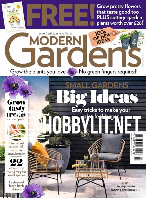 Modern Gardens - April 2021