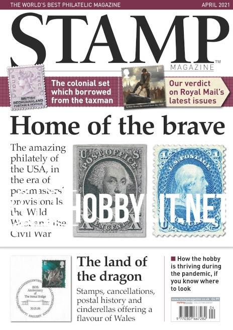 Stamp Magazine - April 2021