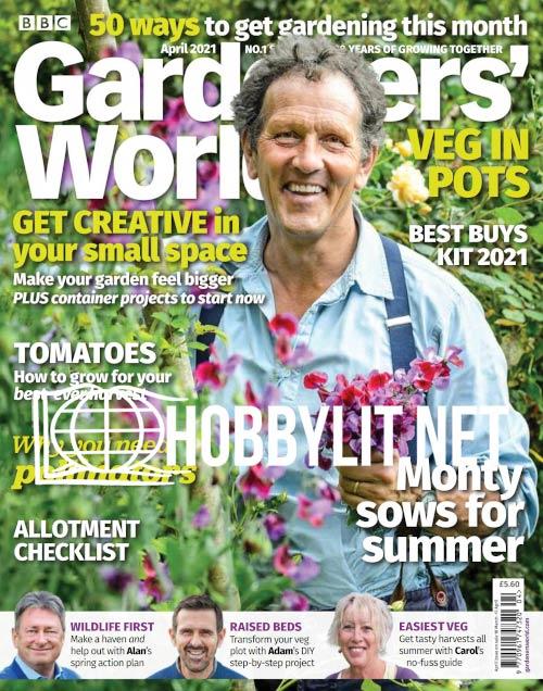 Gardeners' World - April 2021