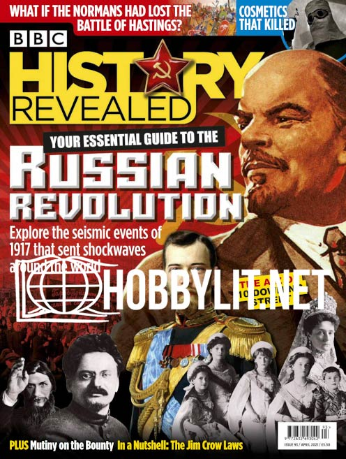 History Revealed - April 2021
