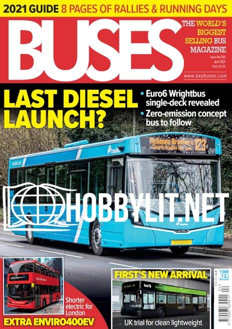 Buses - April 2021