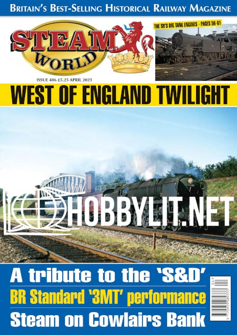 Steam World - April 2021