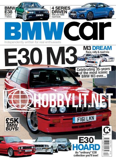 BMW Car - April 2021
