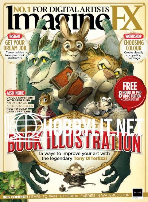 ImagineFX Issue 198