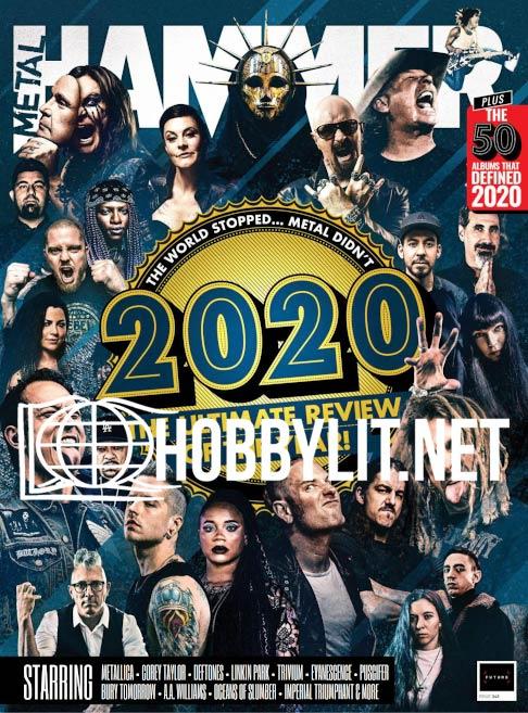 Metal Hammer - January 2021