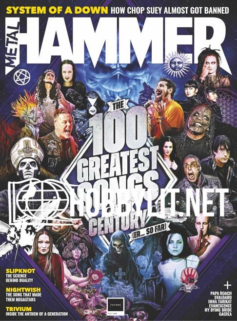 Metal Hammer - April 2021
