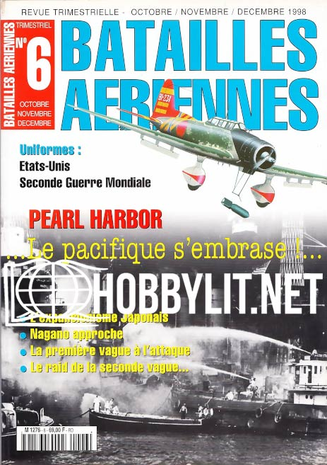 Batailles Aeriennes Issue 6