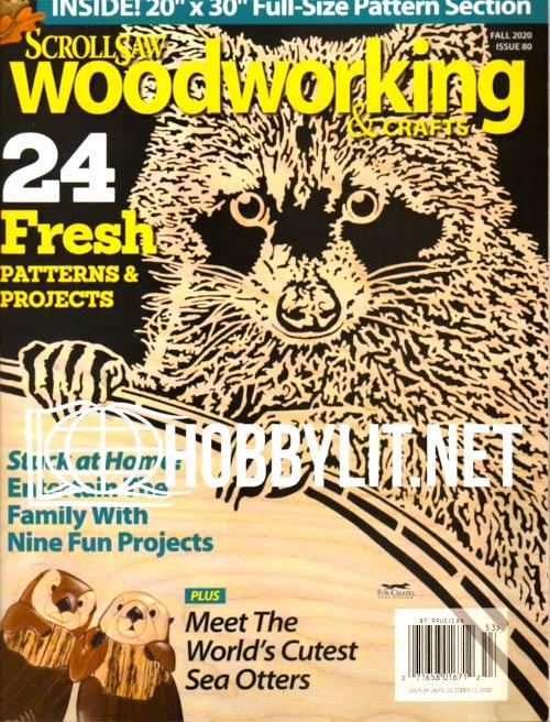 Scrollsaw Woodworking & Crafts - Fall 2020