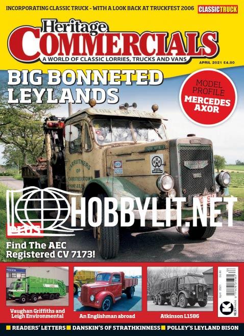 Heritage Commercials Magazine April 2021