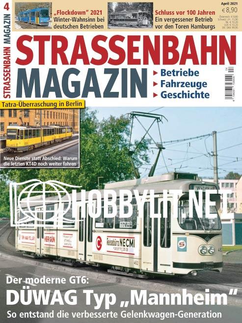 Strassenbahn Magazin – April 2021