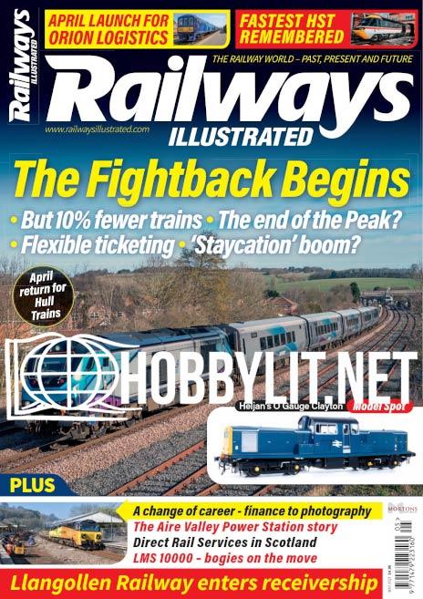 Railways Illustrated - May 2021