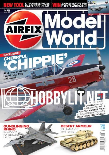 Airfix Model World - May 2021