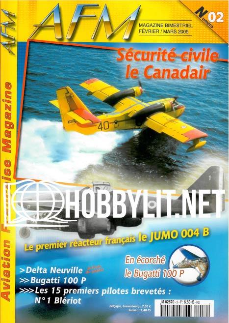 Aviation Française Magazine Numero 02