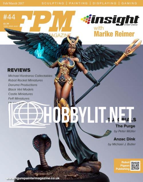 Figure Painter Magazine Issue 44