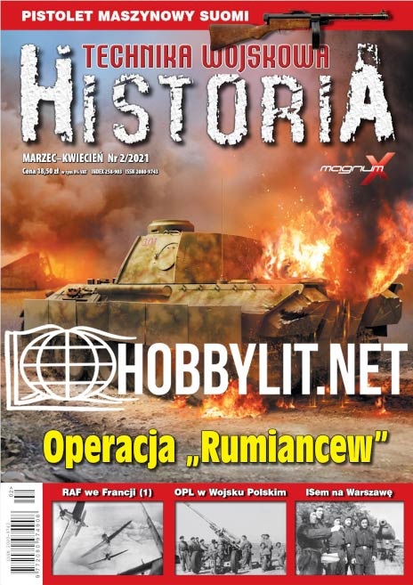 Technika Wojskowa Historia 2021-02