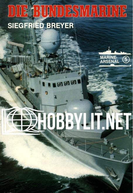 Marine-Arsenal: Die Bundesmarine