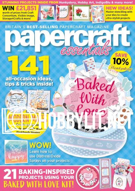 Papercraft Essentials Issue 197