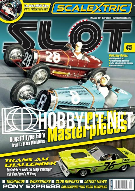 Slot Magazine - May/June 2021