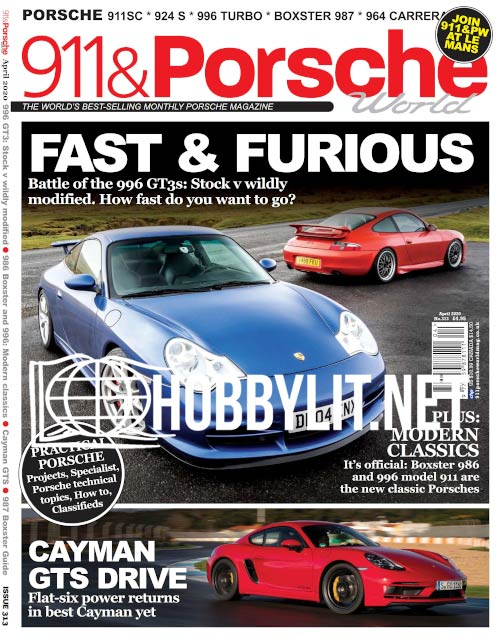 911 & Porsche World - April 2020