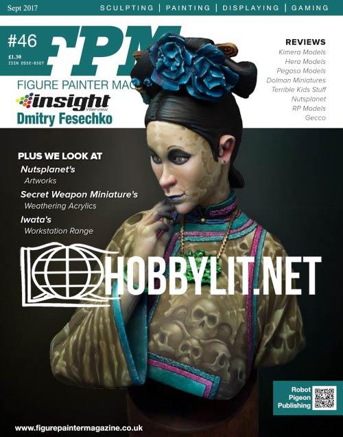 Figure Painter Magazine Issue 46
