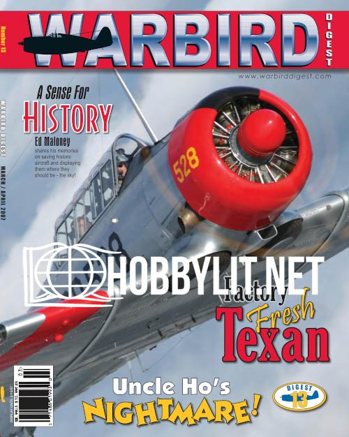 Warbird Digest Number 13
