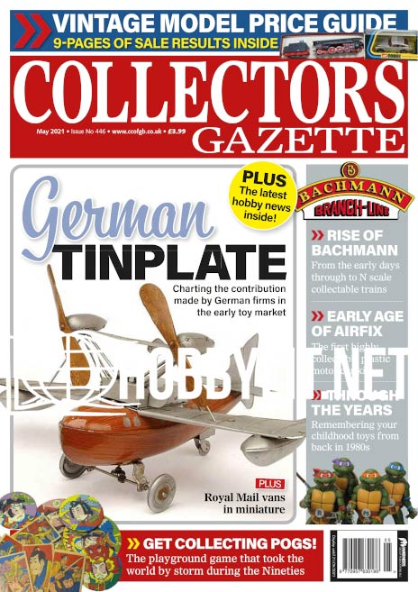 Collectors Gazette - May 2021
