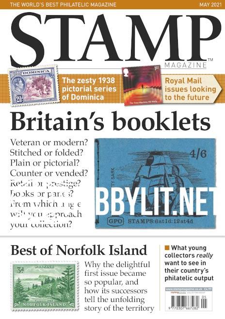 Stamp Magazine - May 2021