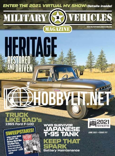 Military Vehicles Magazine 2021-06 (217)