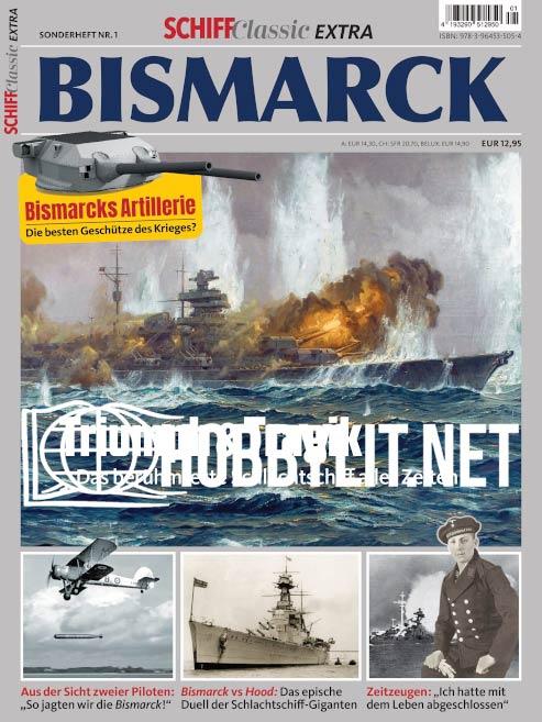 Schiff Classic Extra: Bismarck