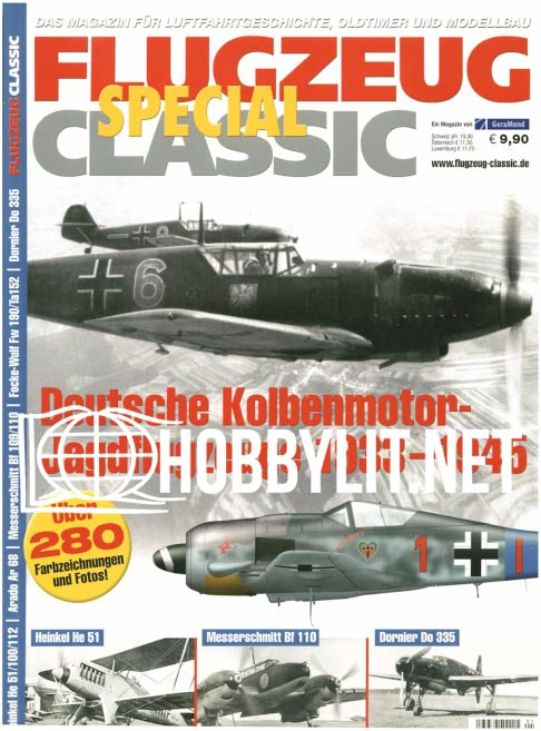 Flugzeug Classic Special 01