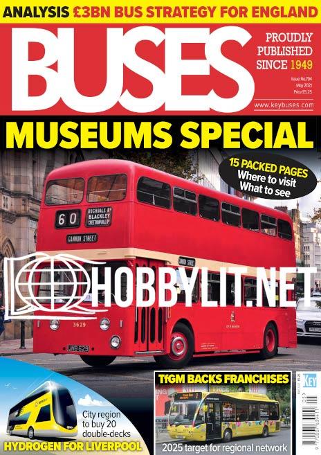 Buses Magazine - May 2021
