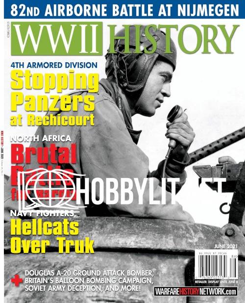 WWII History - June 2021 (vol.20 No.3)