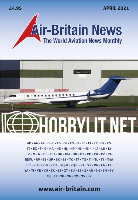 Air-Britain News - April 2021