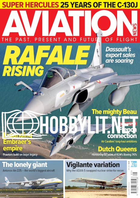 Aviation News - May 2021