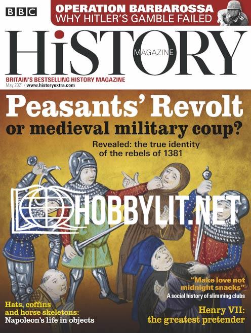 History Magazine - May 2021