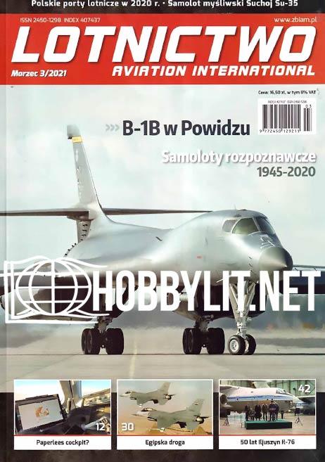 Lotnictwo Aviation International 2021-03