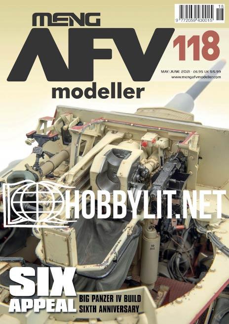 AFV Modeller - May/June 2021 (Iss.118)