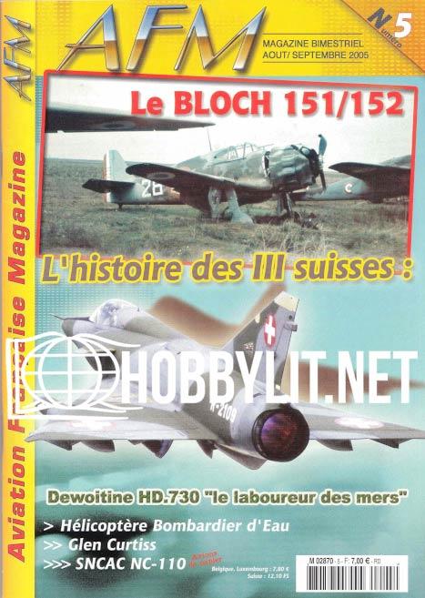 Aviation Française Magazine Numero 05