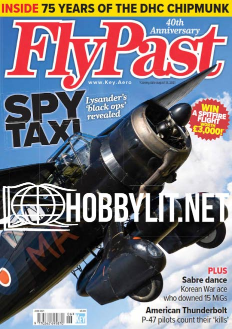 FlyPast - June 2021 (No.479)