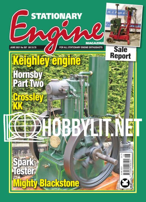Stationary Engine - June 2021 (Vol.567)