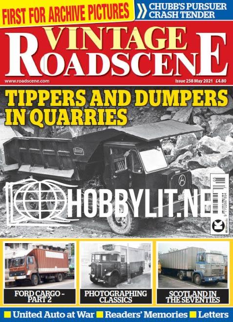 Vintage Roadscene - May 2021 (Iss.258)