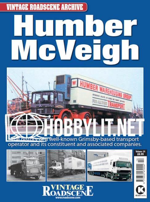 Vintage Roadscene Archive - Humber McVeigh