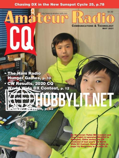 CQ Amateur Radio - May 2021 (Vol.77 No.5)