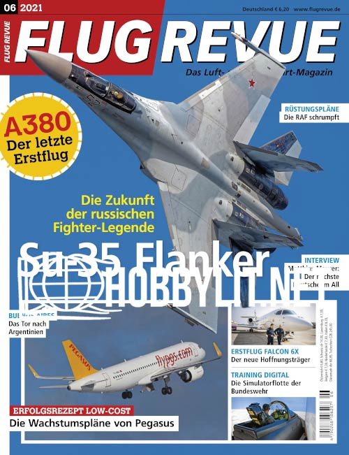Flug Revue 2021-06