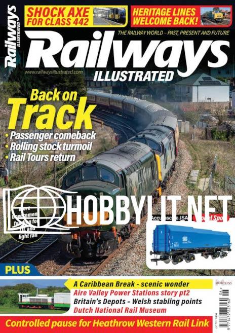 Railways Illustrated - June 2021