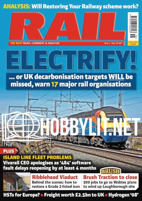 RAIL May 5-May 18,2021 (Iss.930)