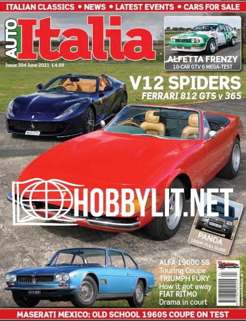 AutoItalia - June 2021 (Iss.304)