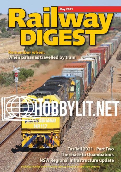 Railway Digest - May 2021 (Vol.59 No.5)