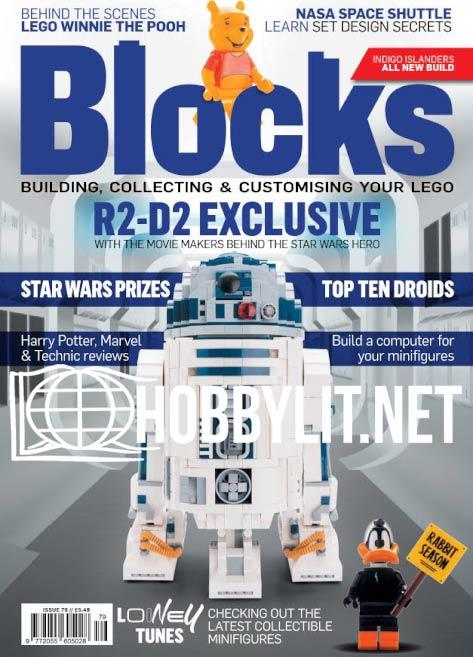 Blocks Magazine Issue 79, 2021
