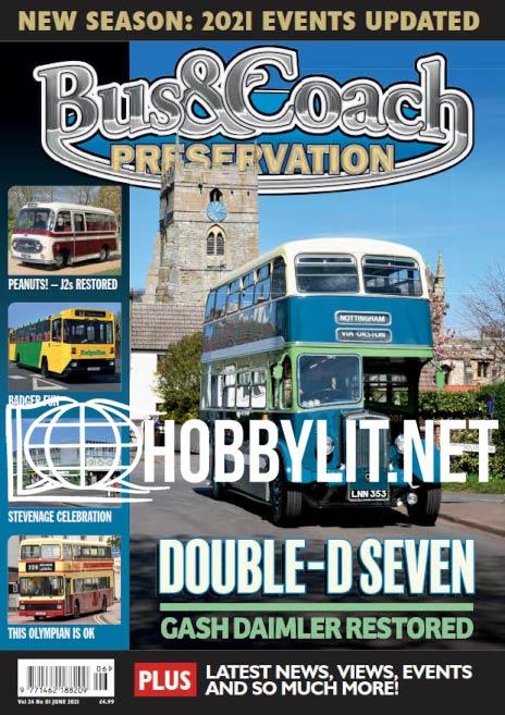 Bus & Coach Preservation - June 2021 (Vol.24 No.1)